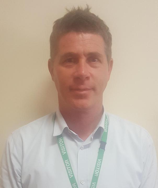 Mr N Regan - Teaching Assistant