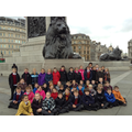 Trip 1 at Trafalgar Square