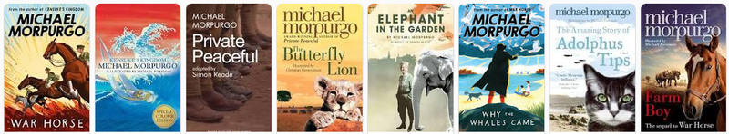 Other books by Michael Morpurgo