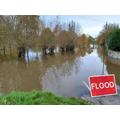 Farndon Flooding 2019
