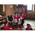 Time Travelling at Southwell Minster