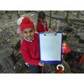 Drawing observations of the woods