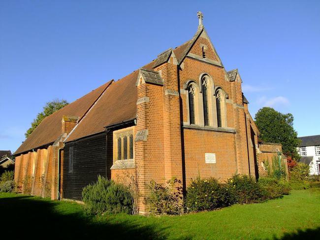 Year 3 visit St.John's Church in Farnham Common