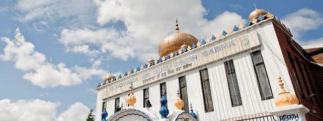 Year 6 visit Gurdwara Sri Guru Singh Sabha, Slough