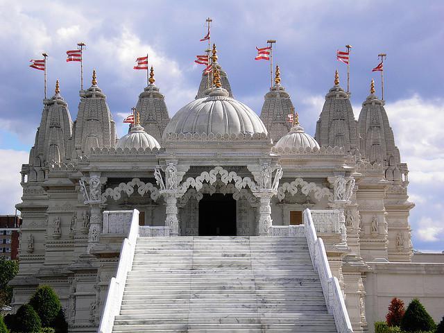 Year 5 visit BAPS Shri Swaminarayan Mandir London