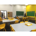 5B classroom