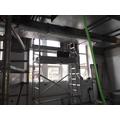 Vents in kitchen being installed