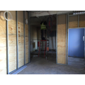 Space for new toilets