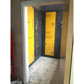 New disabled toilets being constructed
