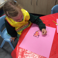 Reception's Aboriginal art