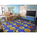 RB new carpet area