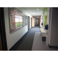 Corridor leading to Year 1 and Reception