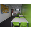 Back corridor cleared - learning space for Y6