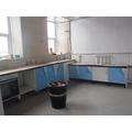 Kitchen for children to cook