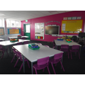 3C newly refurbished classroom