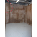 Y2 toilets plastered