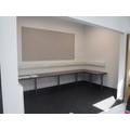 Teachers' workroom based in staffroom