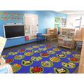 RH new carpet area