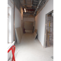 Corridor to Y1 and Reception