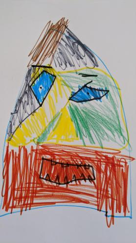 Seeger's take on Picasso