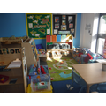 RH Reading and Literacy areas