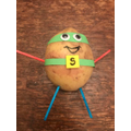 Mrs Bennett's Supertato