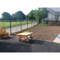 Garden area to be developed
