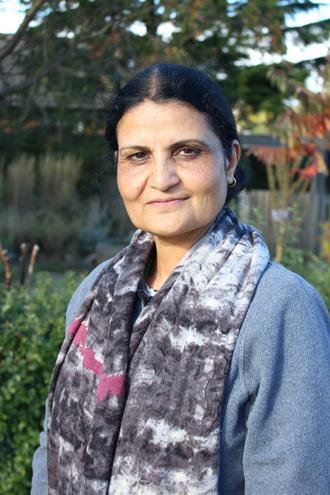 Cleaner: Mrs N Kaur