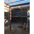 Second storey brick work nearly completed