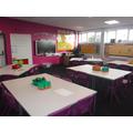 3R newly refurbished classroom