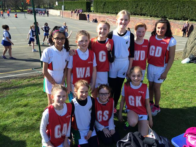Netball tournament at Fulneck