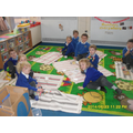 We have been using our new class mats