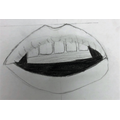 Emily - Drawing - Lips