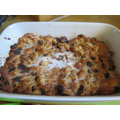 Thomas's Bread and Butter Pudding