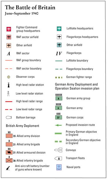 Map Key