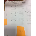 Yr 5 long multiplication homework