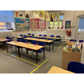 Our classroom - October
