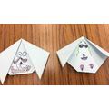 Millie - Origami