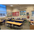 Our classroom currently -  (Nov)