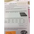 Maths - Year 6 homework