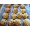 James' Cheese and Potato Dumplings