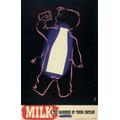 Milk The Backbone of Young Britain