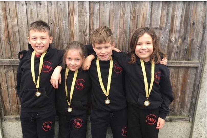Friday 22 November 2019 - Archery Medal Winners