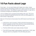 Brooke - Lego Writing 2
