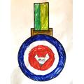 Sonny's Dickin Medal