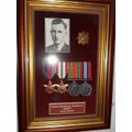 Jayden's great grandfather in WW2