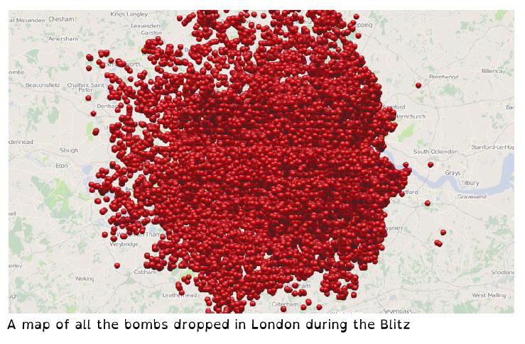 The Blitz 5
