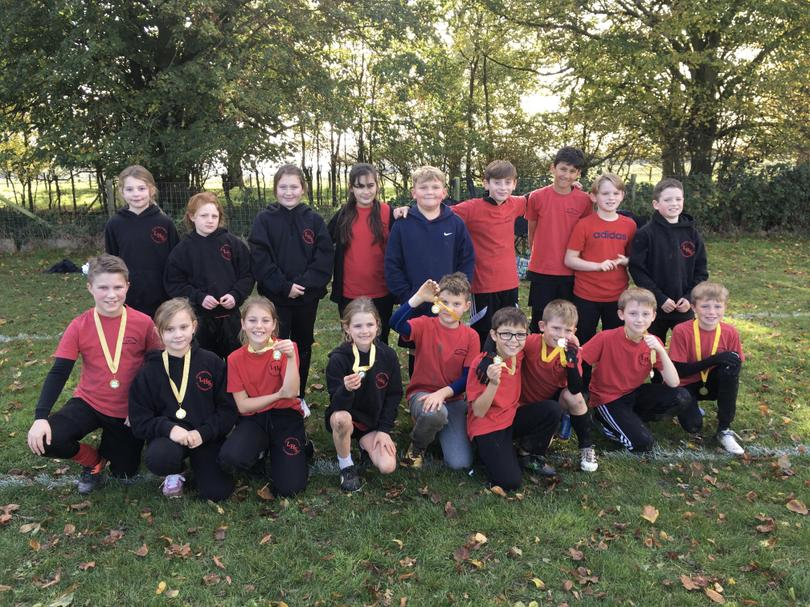 On November 6th, we took 2 teams to the Stansted Family Yr 5/6 Tag Rugby Tournament and were blessed with glorious sunshine. The A team played 5 matches, drawing 2 of them and being narrowly beaten in the other 3, to finish 5th overall. The children played well as a team and learnt a lot as the morning progressed. Mr Oliver had given the team coaching points to execute in the game, and it was great to see the children listening and try to put into play the coaching points. The B team had a great morning, being unbeaten in all their matches - only drawing against Howe Green Blue team - so therefore winning the B team tournament. The team was made up of Yr 5 children who won Yr 3/4 tournament last year, so we have high hopes for doing really well in the A team tournament in 2020!