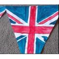 Esme coloured this flag