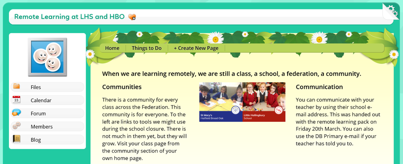 Remote Homepage Image - DB Primary